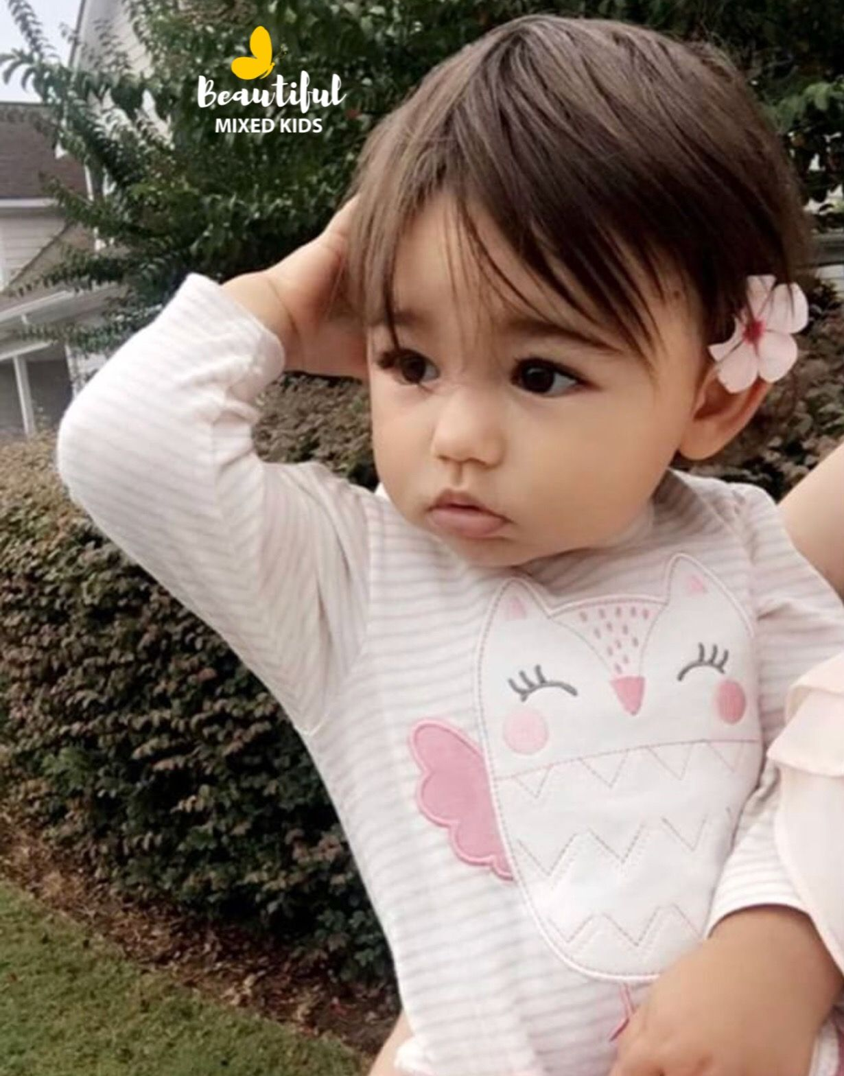 kaia willow - 1 year • native american, irish & salvadoran beautiful