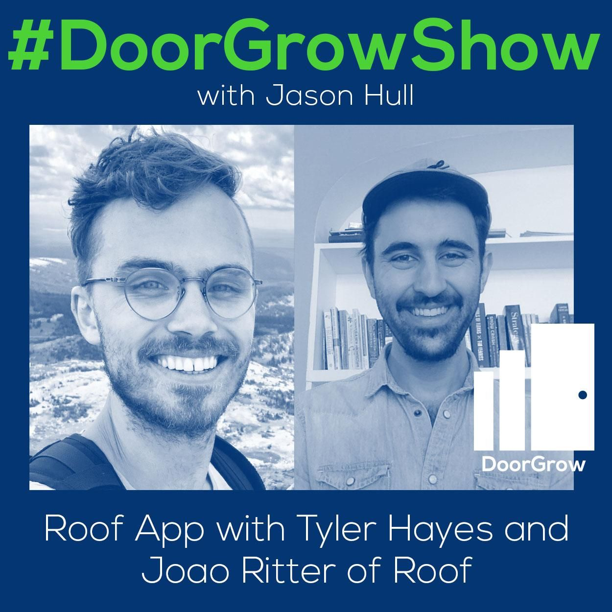 Dgs 84 roof app with tyler hayes and joao ritter being