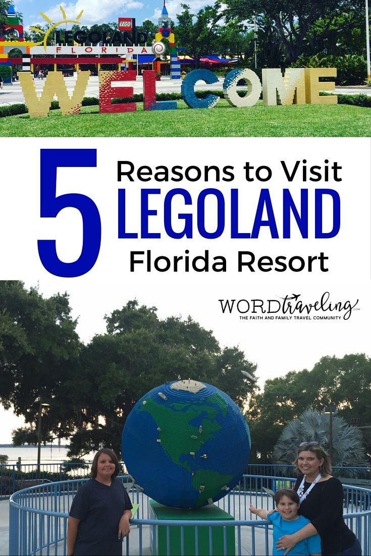 How to Visit Legoland Florida pics