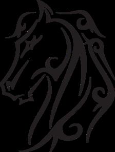 Horse Head Vector Silhouettes Black Silhouette Head Horse Illustration Of Head Wild Stallion Horse Illustration Horse Silhouette Silhouette Head