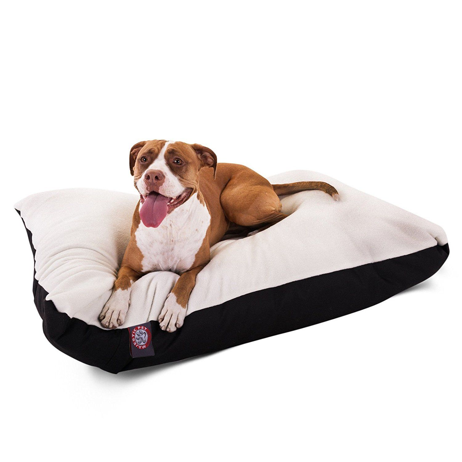 Large 36 X 48 Black Cat Dog Pet Bed Mat Made In The Usa Made With Faux Sheepskin Machine Washable Removable Cover Dog Pet Beds Dog Bed Large Majestic Pet