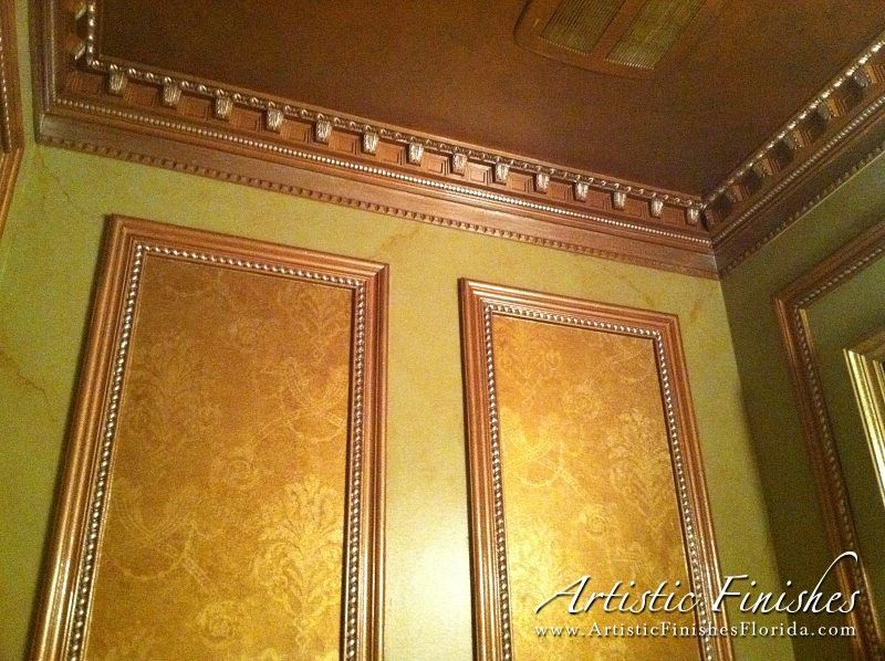 Interior Wall Painting | What\'s Up (Ceilings (吊顶造型), Lighting ...