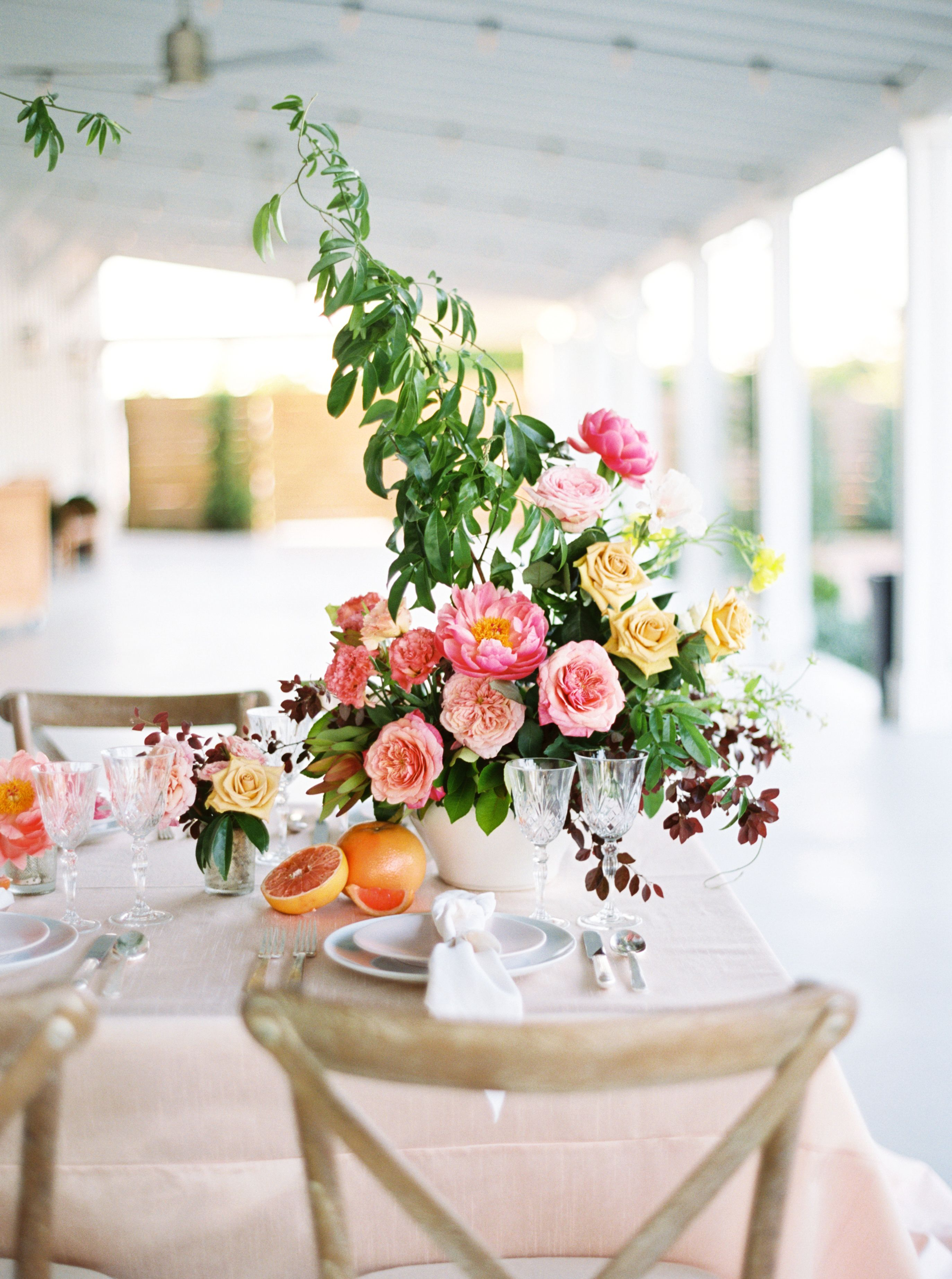 The Prettiest Summer Color Palette at The Farmhouse in