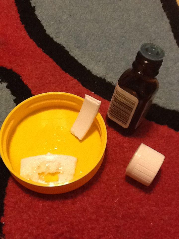 Dissolve Styrofoam In Orange Essential Oil Or Nail Polish Remover For Glue Doesn