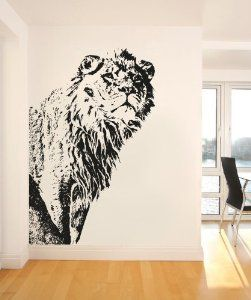 Lion Wall Decal   Google Search