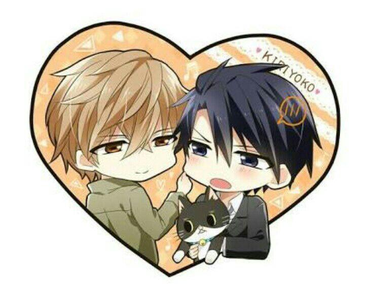 Manga Love, Shounen