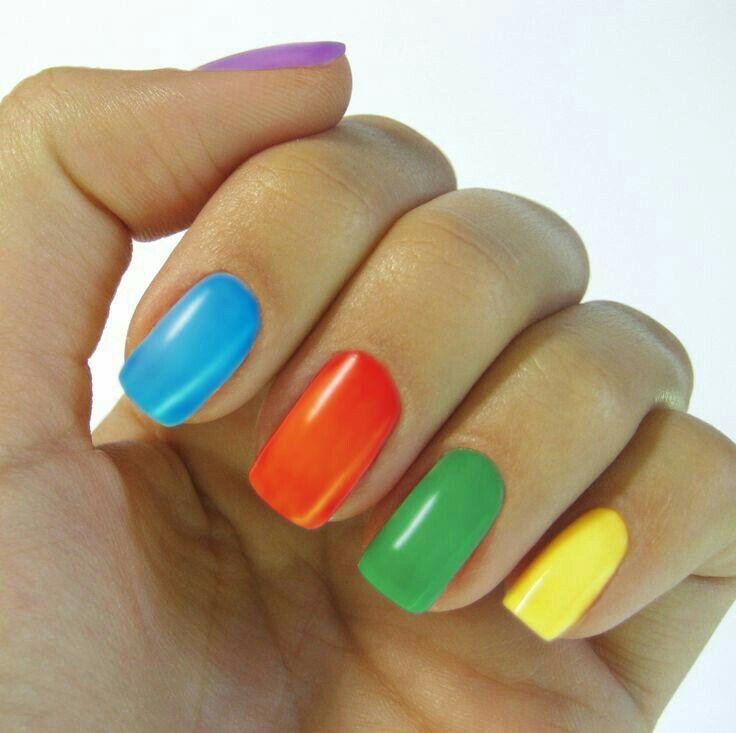 Coloridas eu amo