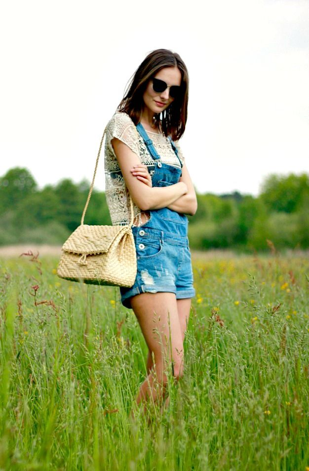 Paulien from personal style blog Polienne: FESTIVAL READY
