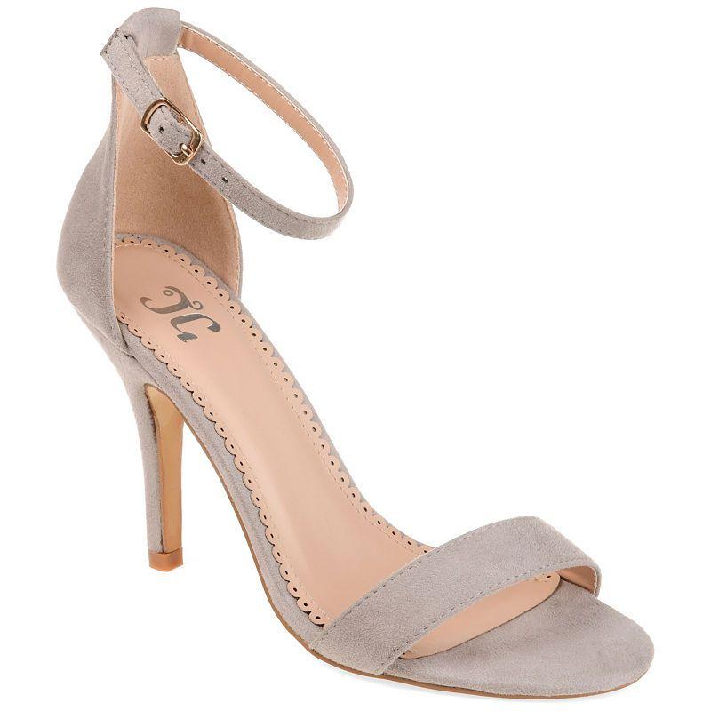 96c42dfae1aa Journee Collection Jc Polly Womens Pumps Buckle Open Toe Stiletto Heel