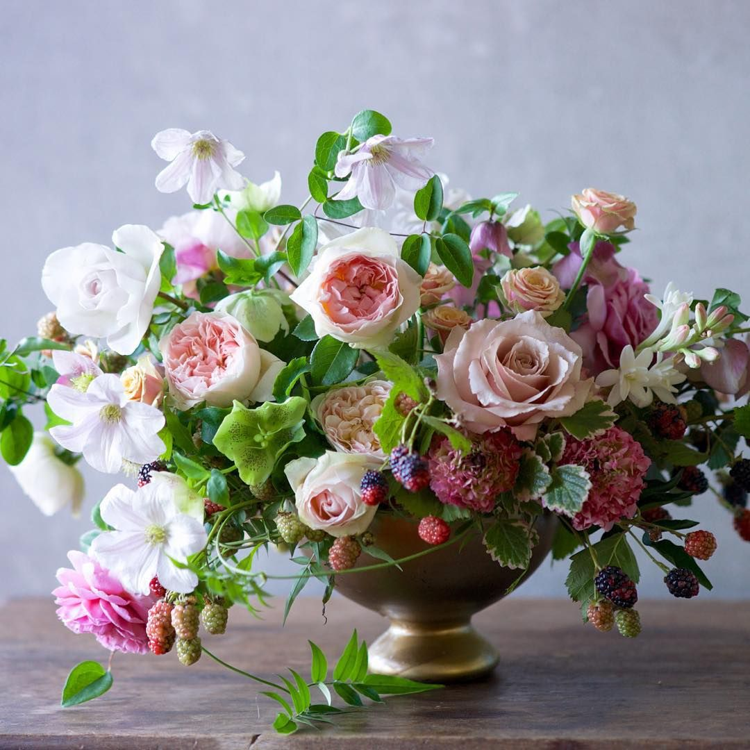 Beautiful Flower Arrangements For Weddings: This Went On A Sweetheart Table For One Of The Weddings I