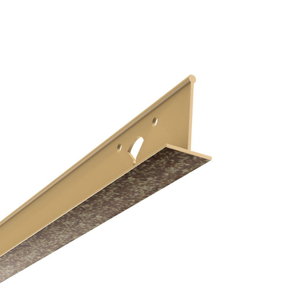 HG Grid 100 sq. ft. Suspended Ceiling Kit Argent Bronze (Argent Bronze), Brown