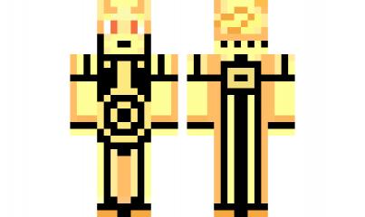 Minecraft Skin Narutokurama MINECRAFT Skins Pinterest - Skins para minecraft pe de naruto