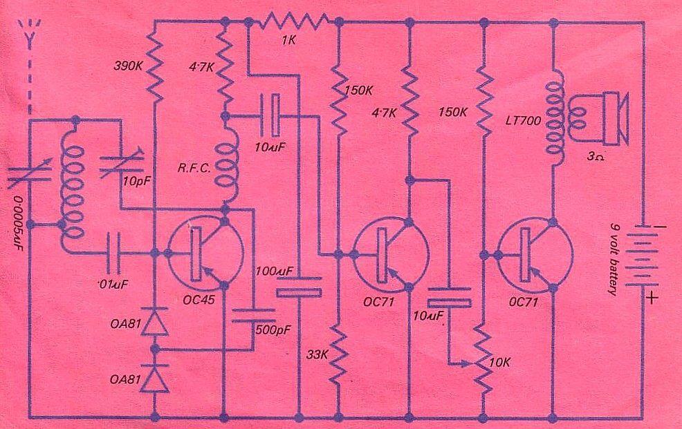 wiring diagram book circuit diagram book pictures circuit diagram | commo | transistor radio, electronics ... #9