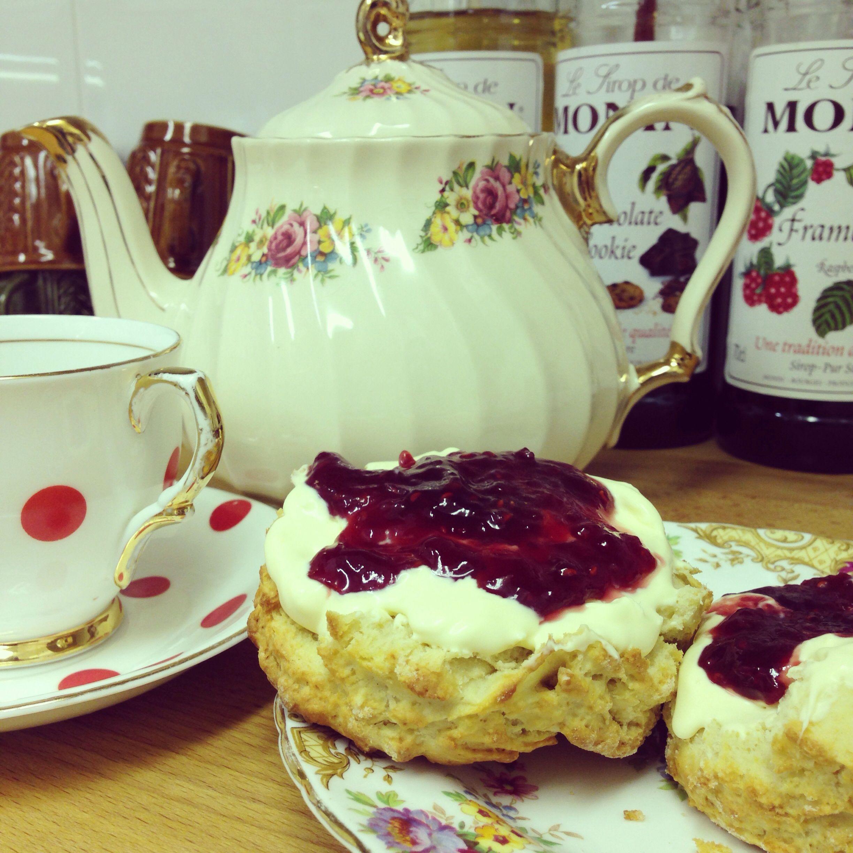 Cream Tea anyone?! Available from Lollyrockets vintage tea room x