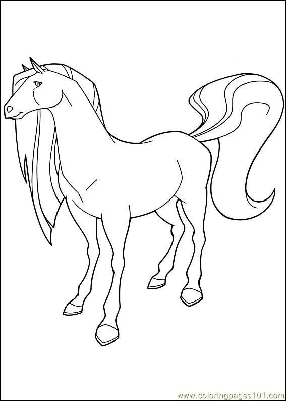 Coloring Pages Horseland 22 Cartoons Horseland Free Printable Coloring Page Online Horse Coloring Pages Coloring Pages Coloring Pictures