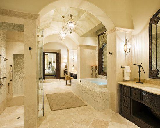 Mediterranean bathroom For the Home Pinterest Mediterranean