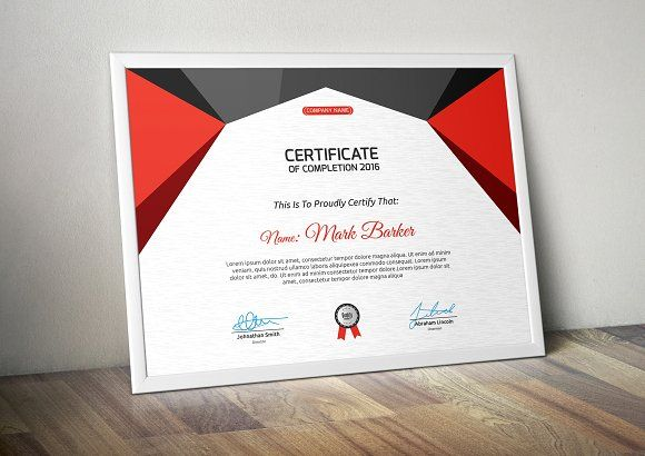 Certificate Templates To Design Stunning Awards  Certificate
