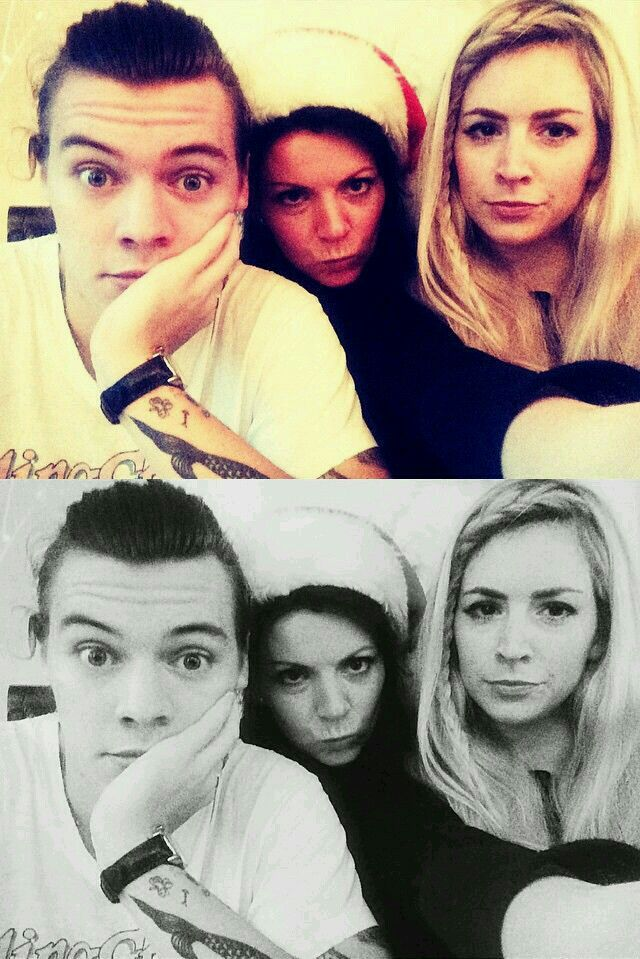 HARRY STYLES PIC BOOK | Harry styles family, Gemma styles ...