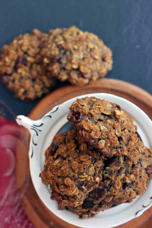 Big soft oatmeal cookies almond flour cookies healthy