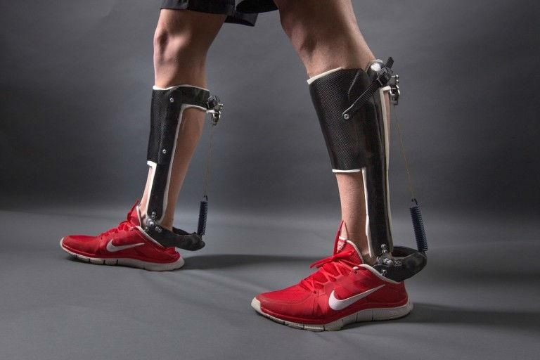 Save Energy While Walking With These Exoskeleton Boots - http://authoritywearables.com/save-energy-while-walking-with-these-exoskeleton-boots