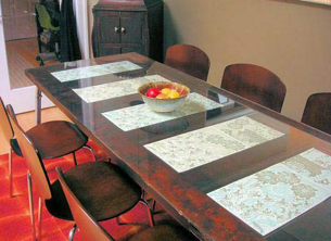 Diy Door To Dining Room Table Conversion I Swear People