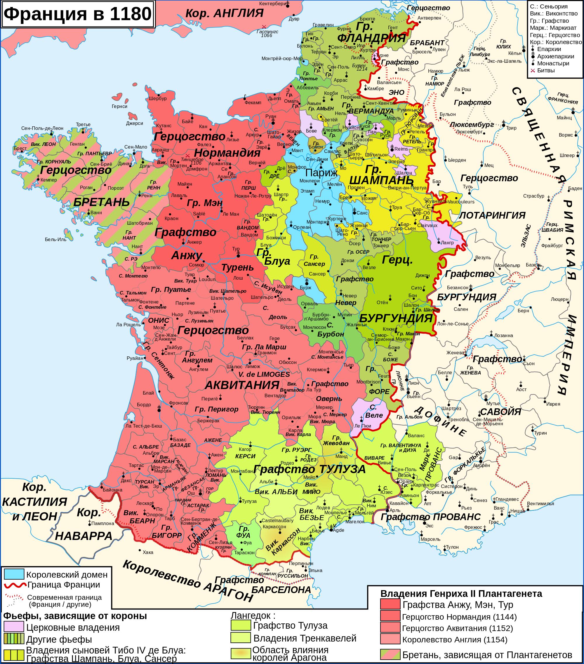frankrijk kaart - Google zoeken