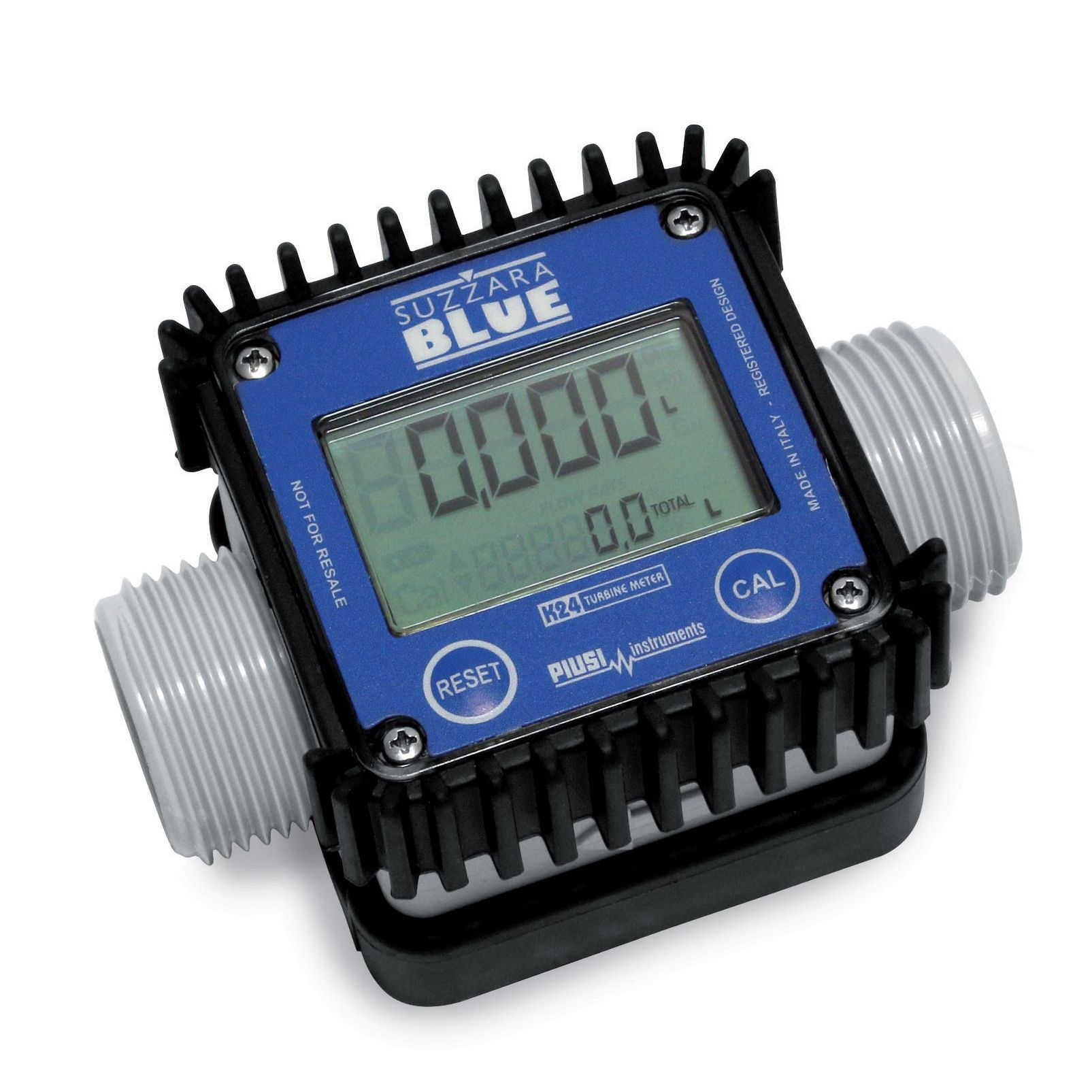A Digital Flow Meter for DEF with a turbine measuring system Easy