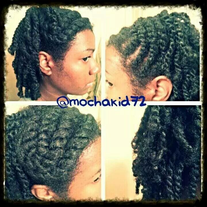Pin On Braids Twist Natural Hair Protective Style
