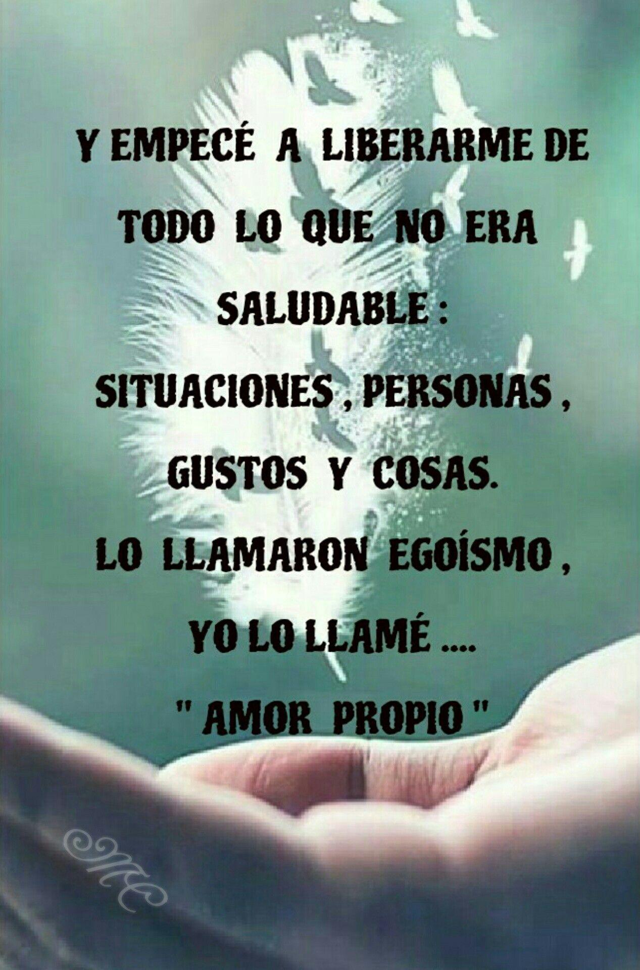 Por Amor A Mi Frases Bonitas Mensajes Motivacionales