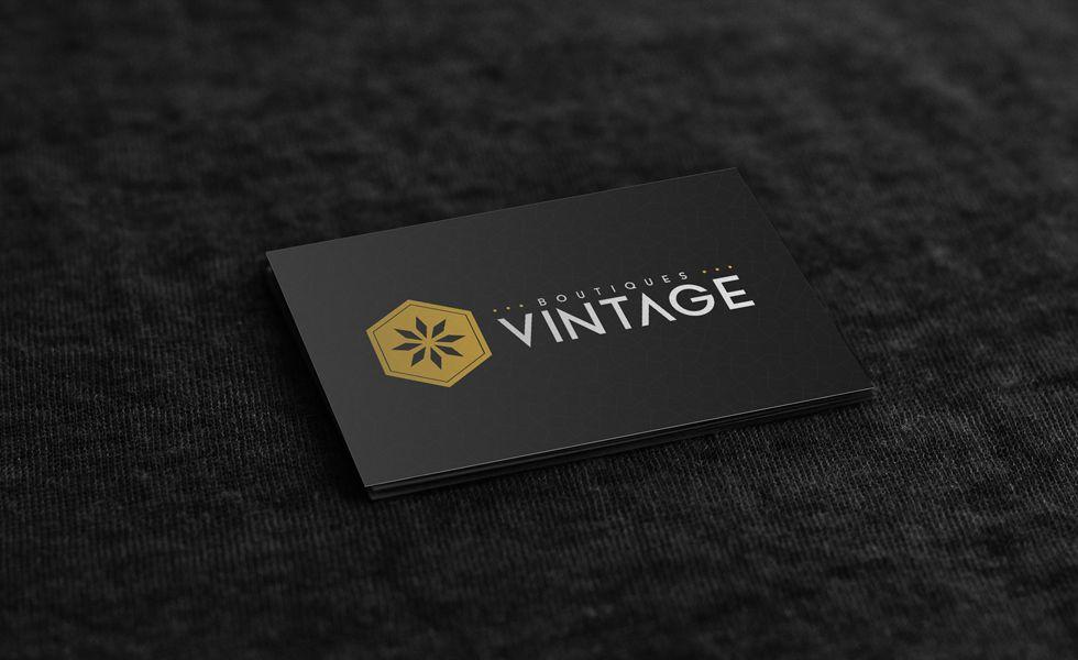 Création et impression des cartes de visite pour Boutiques Vintage, 1er annuaire de boutiques et e-boutiques vintage en France. http://www.agence-sweep.com/fr/references/boutiques-vintage.html  #print #impression #identite #graphisme #vintage