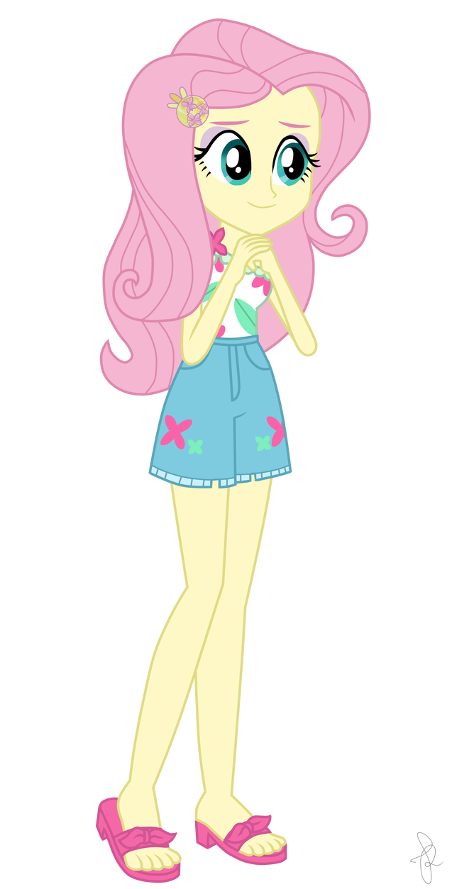 Twilight Sparkle Equestria Girls Dibujos Para Colorear De My Little Pony Humanas Eqg Series Fluttershy Cruise Outflit 2 0 By Ilaria122