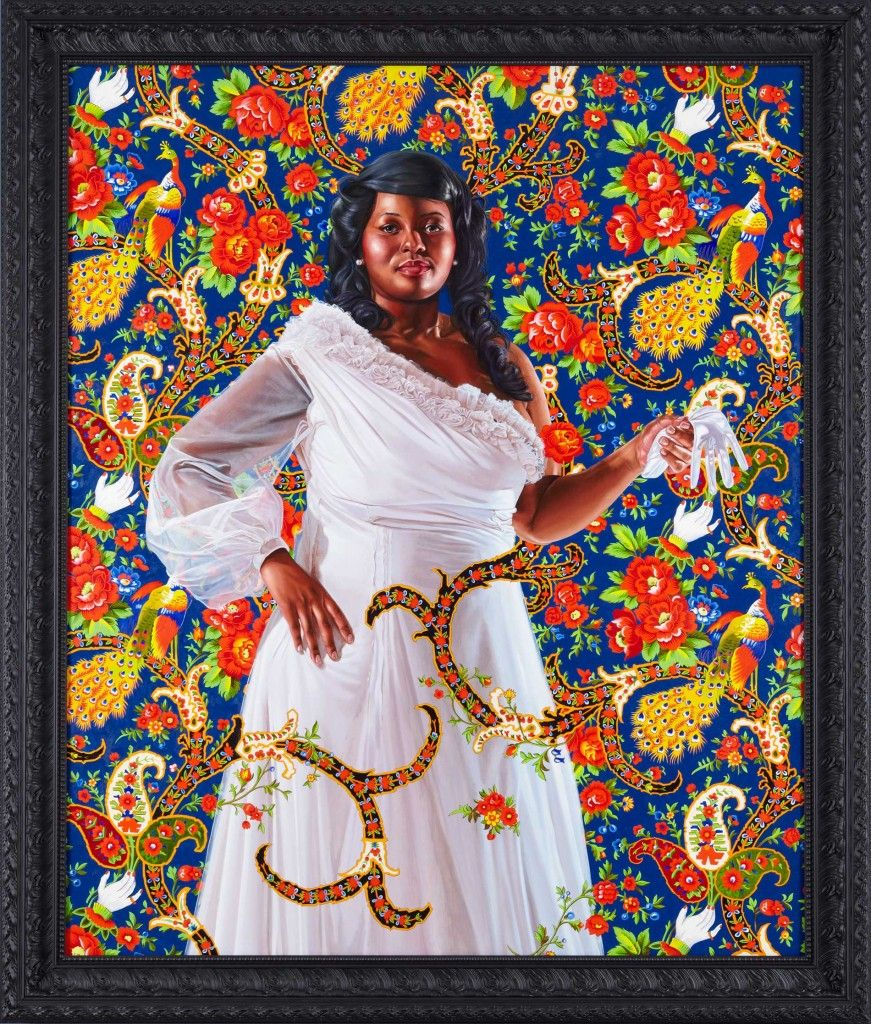 AN ECONOMY OF GRACE Kehinde Wiley Studio Kehinde wiley
