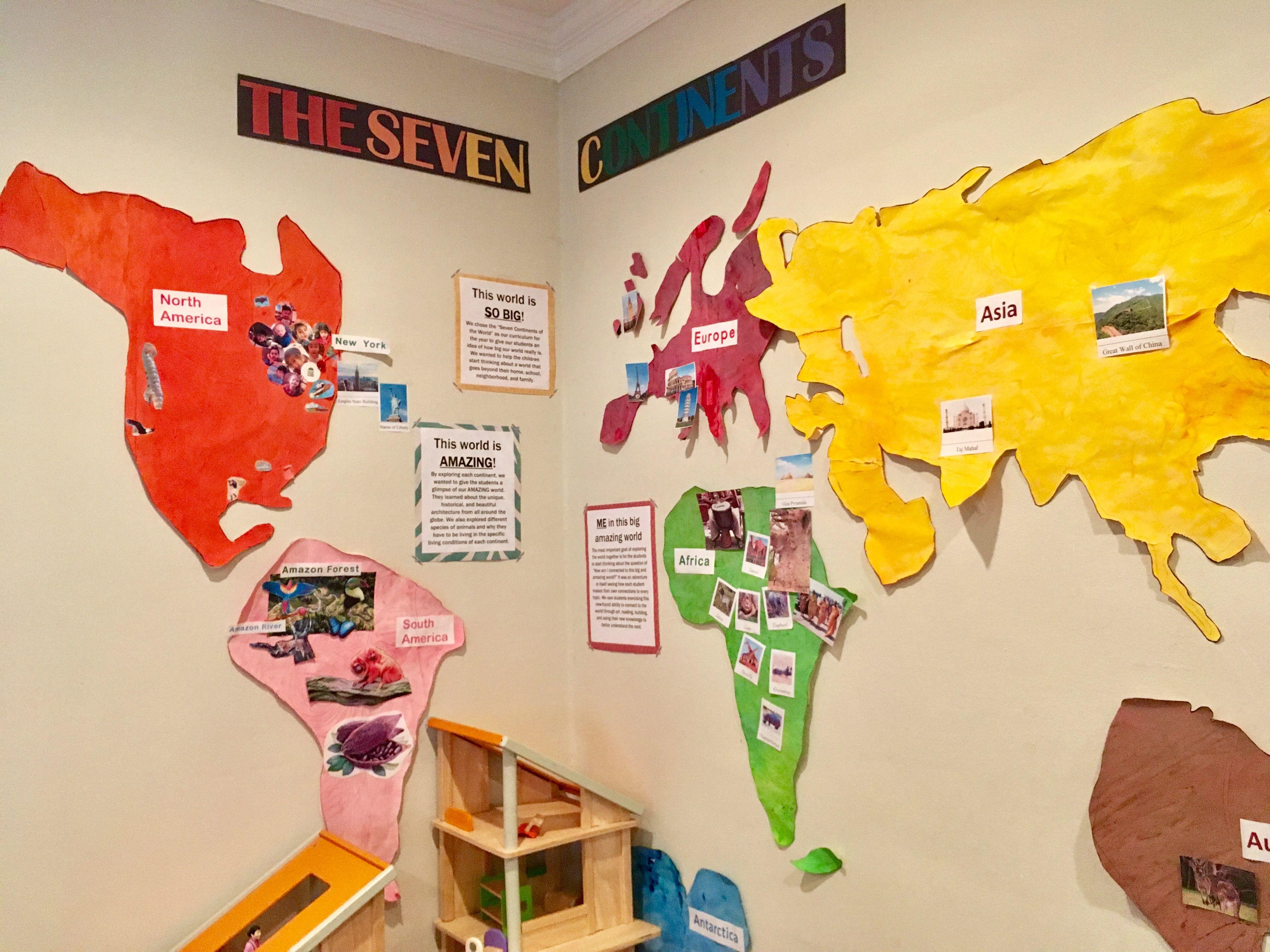 Seven Continents