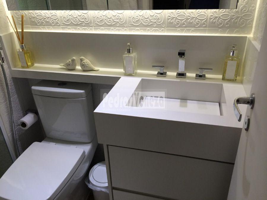 Adesivo De Parede Sjc ~ pia esculpida banheiro com armario Pesquisa Google Pia