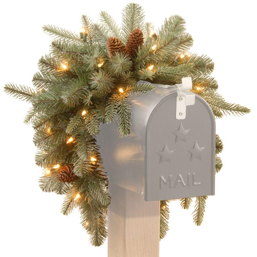 Home Accents Holiday 3 Ft Battery Operated Feel Real
