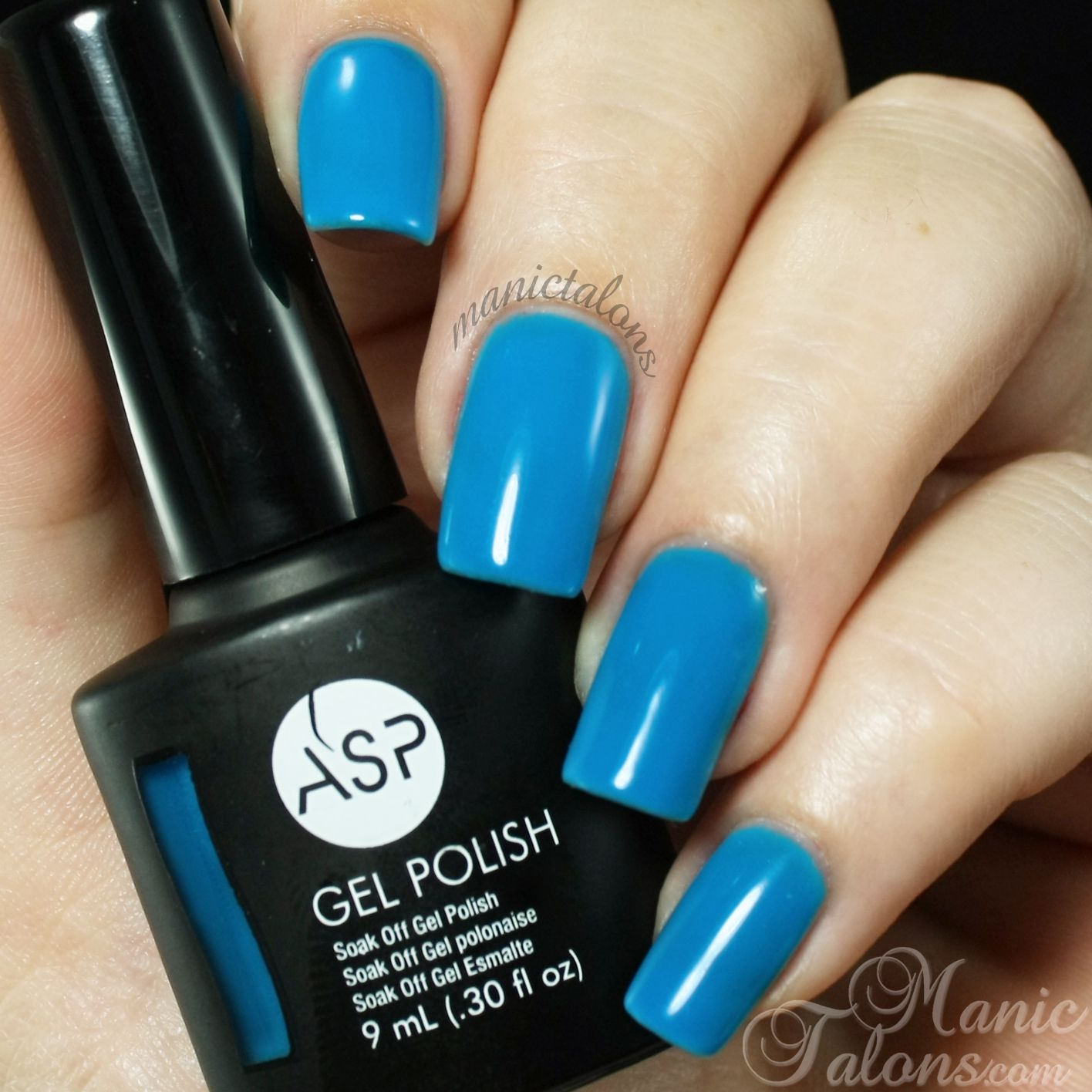 Asp Gel Polish Alluring Azure Sold By Manic Talons Destash More Products From On Nvy The Home Of Independent Small
