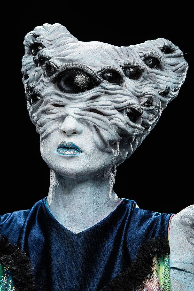 sashaface.jpg (801×1200) Prosthetic makeup, Halloween