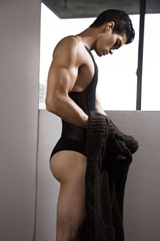 Sexy gay ass