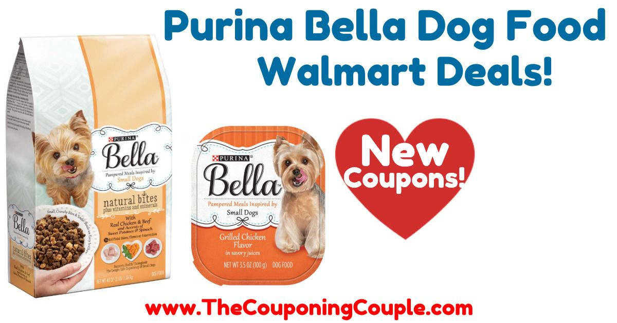 Great Savings On Bella Dry And Wet Dog Food Publix Wm Target