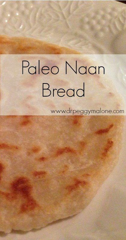 Paleo Naan Bread Rezept Paleo Ernahrung Rezepte Und Essen