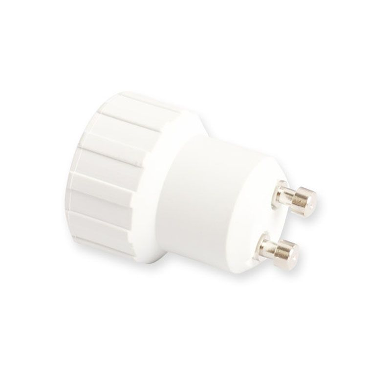 Best Price Gu10 Female Socket To E14 Male Plug Adapter Socket Base Halogen Cfl Light Bulb Lamp Adapter Converter Holder Light Bulb Lamp Lamp Holder Lamp