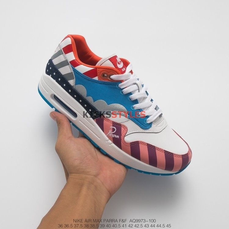 Nike Air Max 1 x Parra Family Friends Edition AQ9973-100  a98a0eb5f