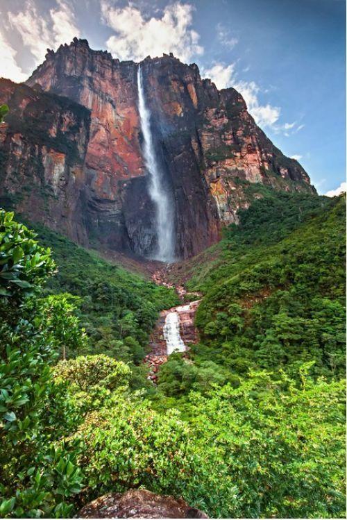 Amazing Waterfalls from $34.99 | www.wallartprints.com.au #WaterfallPicture #LandscapePhotography