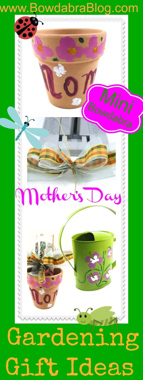 Mother's Day Gardening Gift Ideas Grandparent gifts