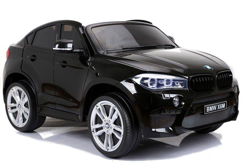 Auto Na Akumulator Nowe Bmw X6m Czarne Lakierowane 8506385736 Oficjalne Archiwum Allegro Coche Electrico Para Ninos Bmw Coches Infantiles