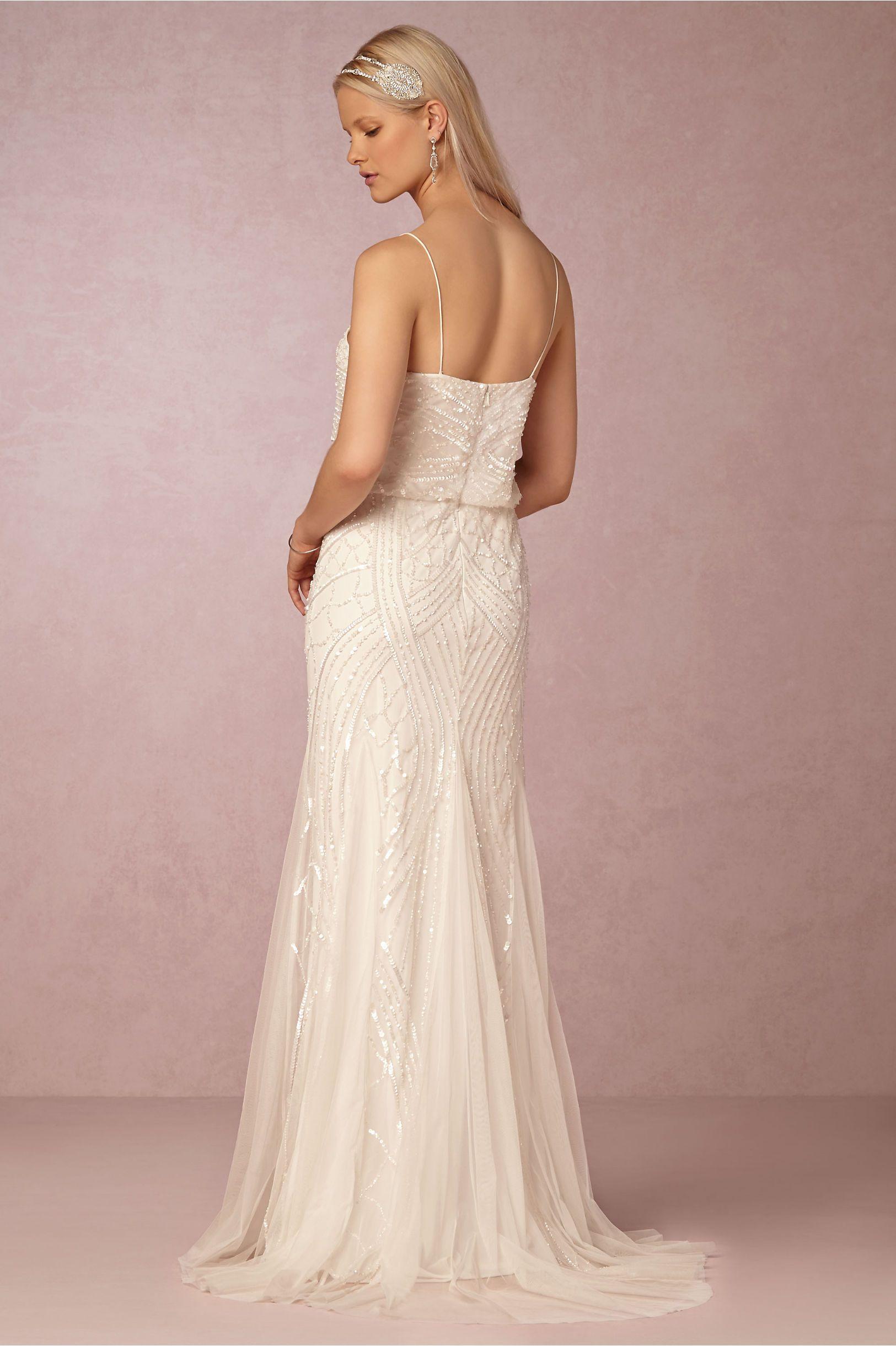 BHLDN Grazia Dress in Bride Beach & Honeymoon at BHLDN | Jen\'s ...