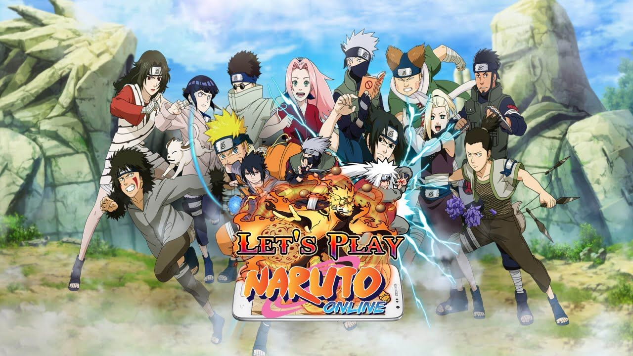 Naruto Online Gameplay Part 4 Mobile Games Android