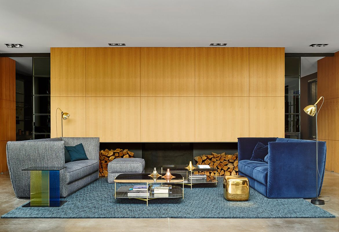 Brass Bell Designed By Patrick Zulauf For Ligne Roset | Available At Linea  Inc. Modern Furniture Los Angeles. (info@linea Inc.com) #modernfurniture #  ...