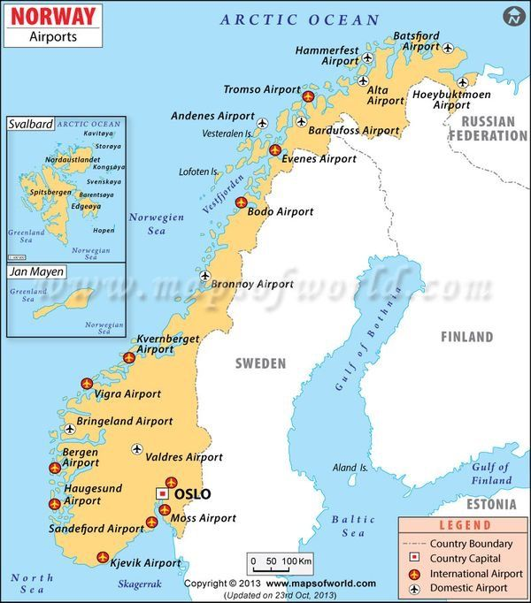 Pin by regino ong on country norway pinterest norway airports map showing location of all the major domestic and international airports in different counties of norway sciox Image collections