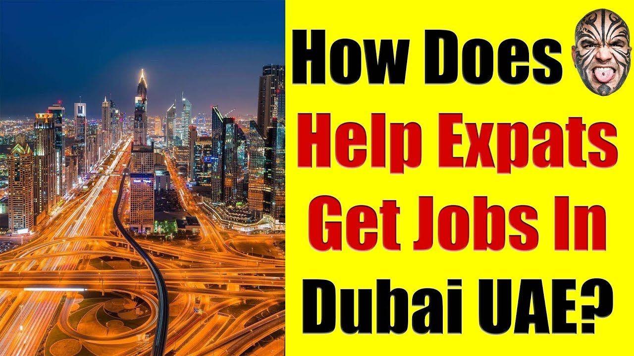 How Do I Help People Get Jobs In Dubai Uae Dubai Helping